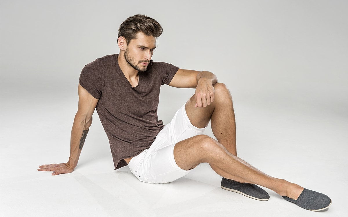 Man-model